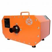 Soprador 2 Motores Silencioso Hard Wind 220 Volts - Laranja