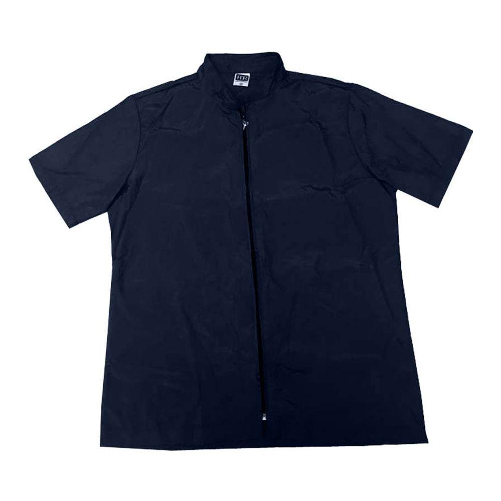 Avental Azul Escuro Medio Anti Pêlos - Liso