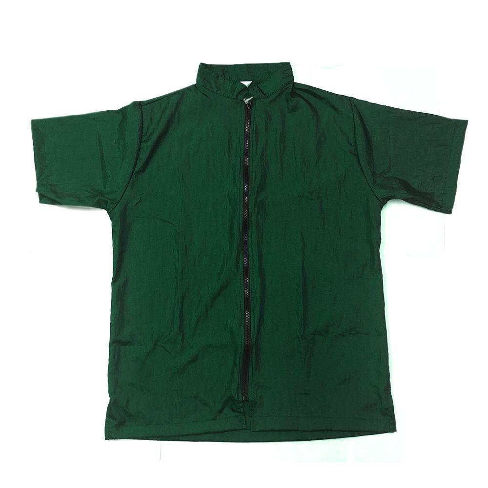 Avental Verde Pequeno Anti Pêlos - Liso