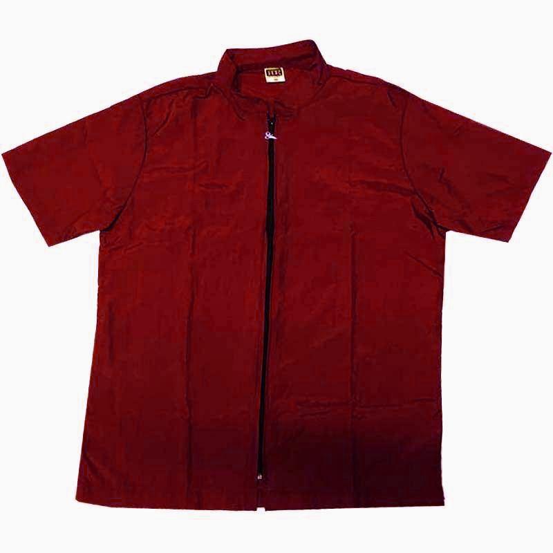 Avental Vermelho Médio Anti Pêlos - Liso
