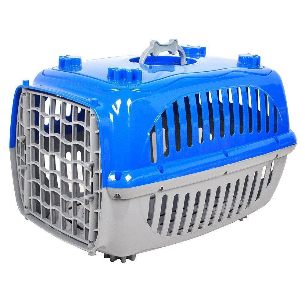 Caixa de Transporte Azul nº 1 Burdog