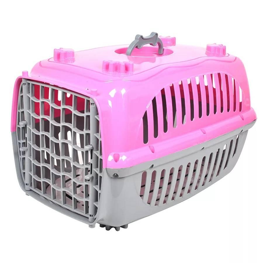Caixa Trans Burdog N2 Pink