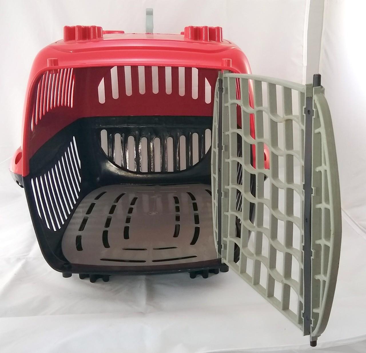 Caixa de Transporte Vermelha nº 1 Burdog