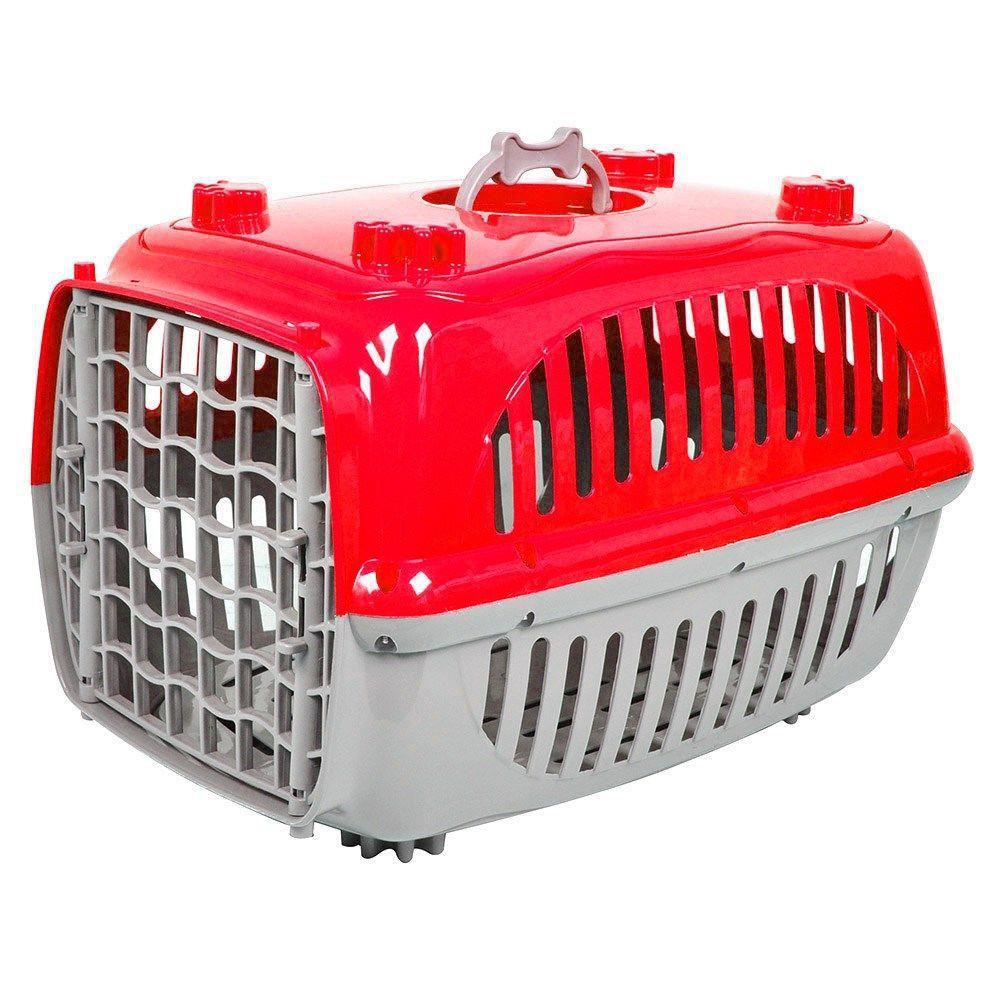 Caixa de Trans Burdog N2 Vermelha