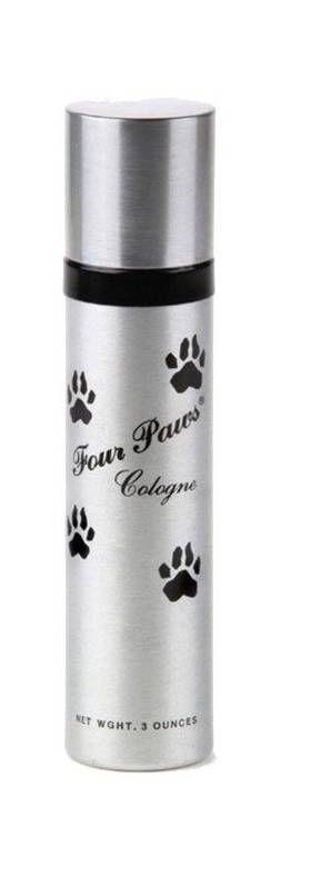 Colonia Prata Four Paws 3 ounces (88,72 ml)