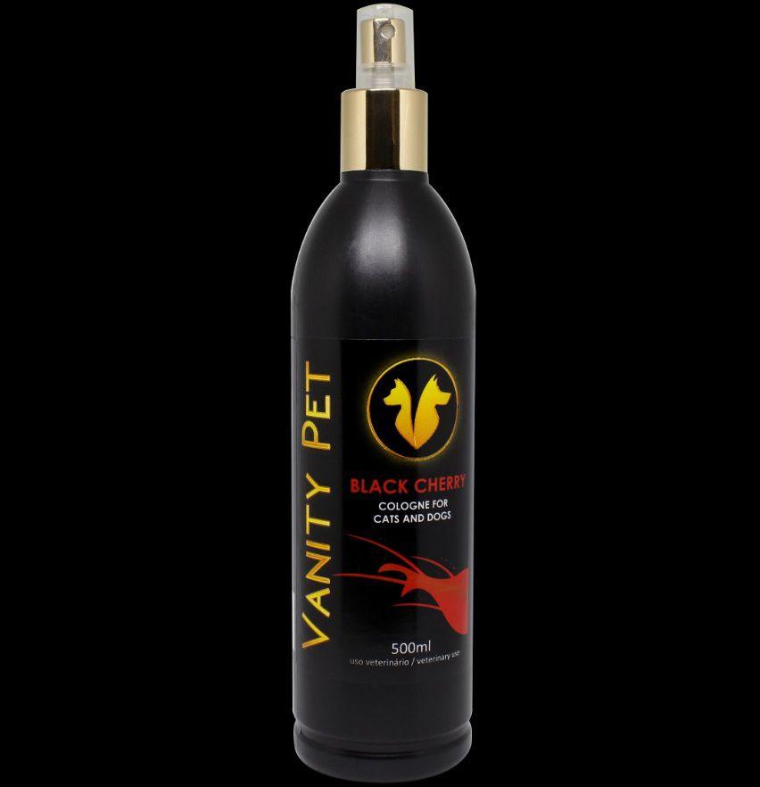Colônia Vanity Black Cherry 500ML