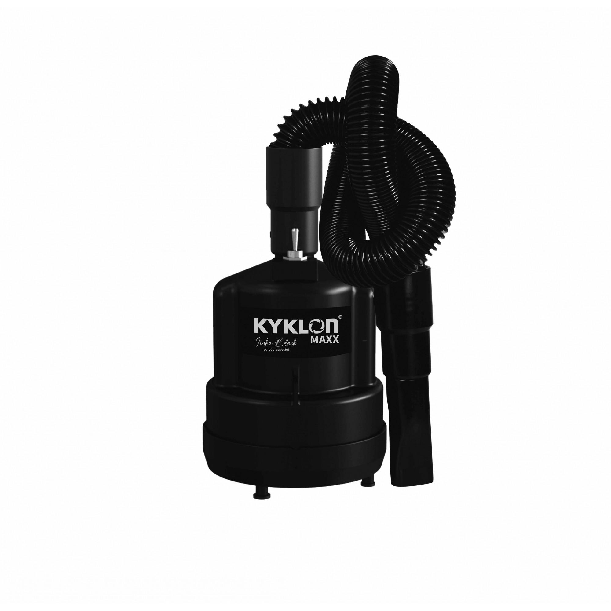 Combo Kyklon 110v Black