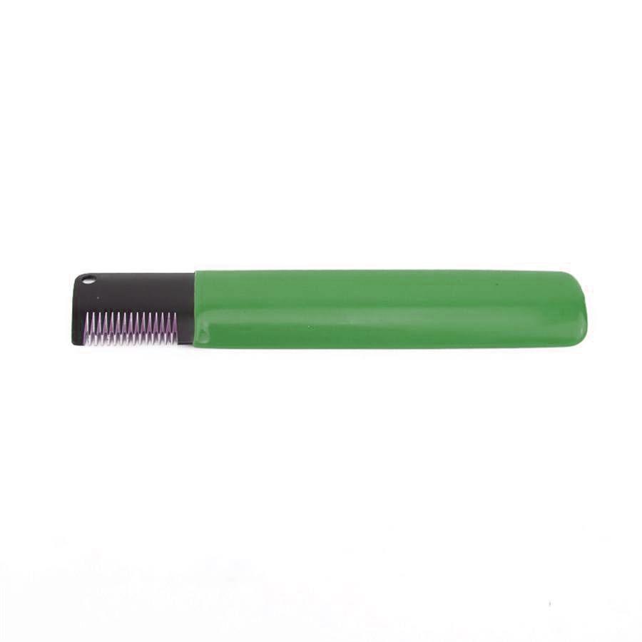 Faca Stripping MB 15D Lâmina Verde