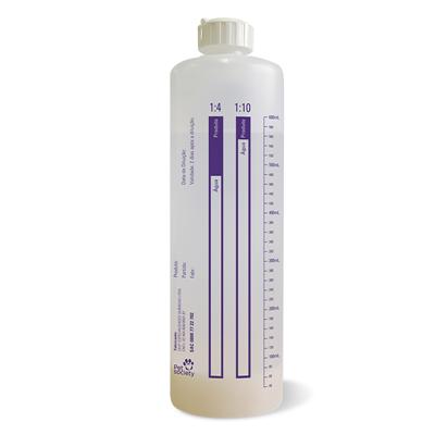 Frasco Diluidor hydra 600 ml