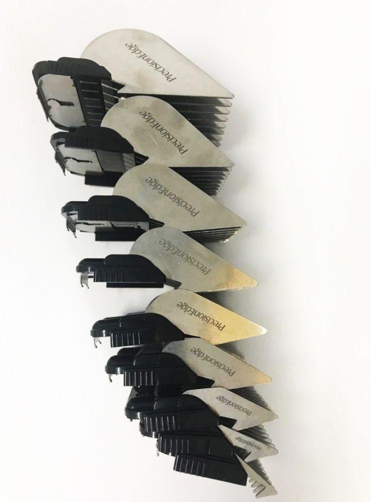 Kit Adaptadores Aço Inox p/Lam 30 OU 10 - 9 Peças-Precision