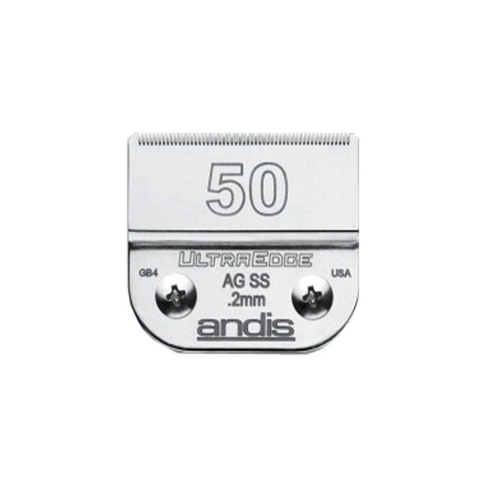 Lâmina Andis nº 50  0.2mm
