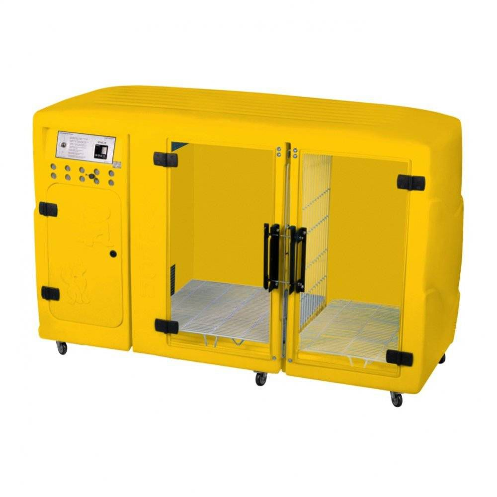 Máquina de Secar Amarela Kyklon