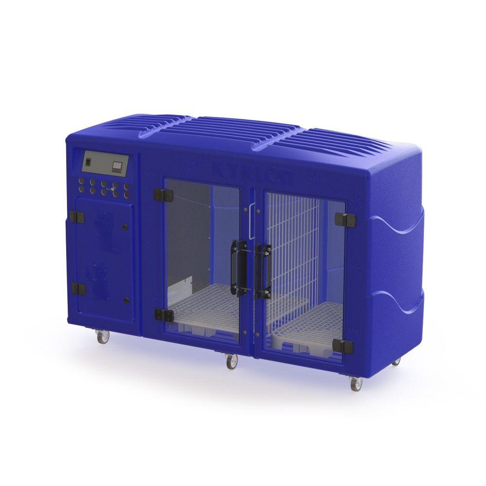 Máquina de Secar Azul Marinho Kyklon