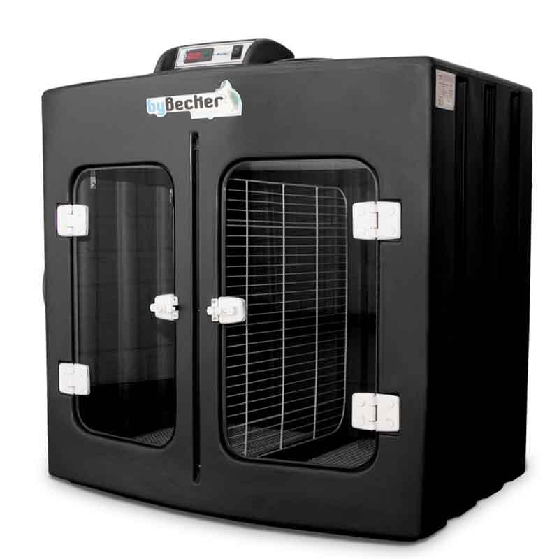 Maquina de Secar Black By Becker - Spa Pet Black