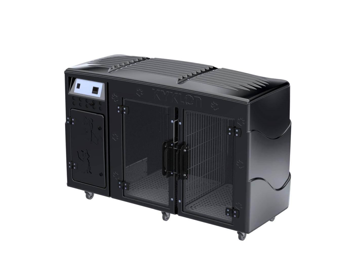 Máquina de Secar Black Kyklon - Spa Pet Black