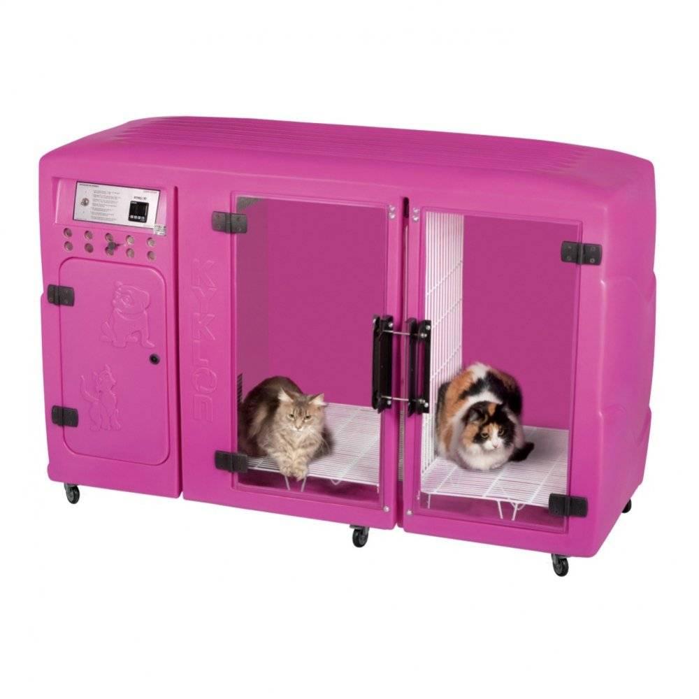 Máquina de Secar Pink Kyklon