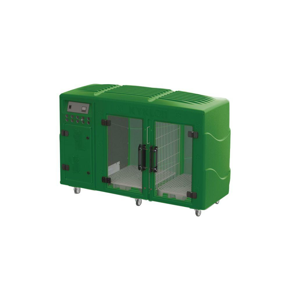 Máquina de Secar Verde