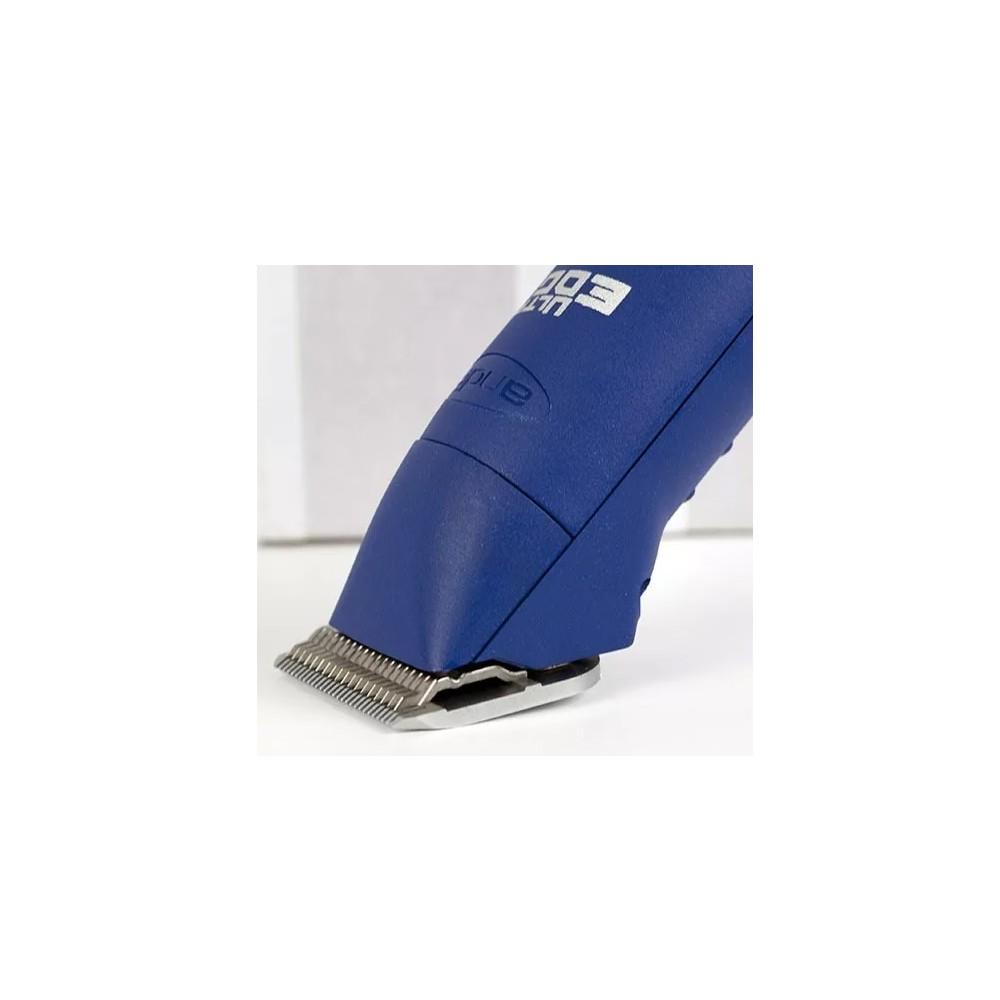Maquina de Tosa Andis AGC 2 Vel 220 Volts 3400 RPM Azul