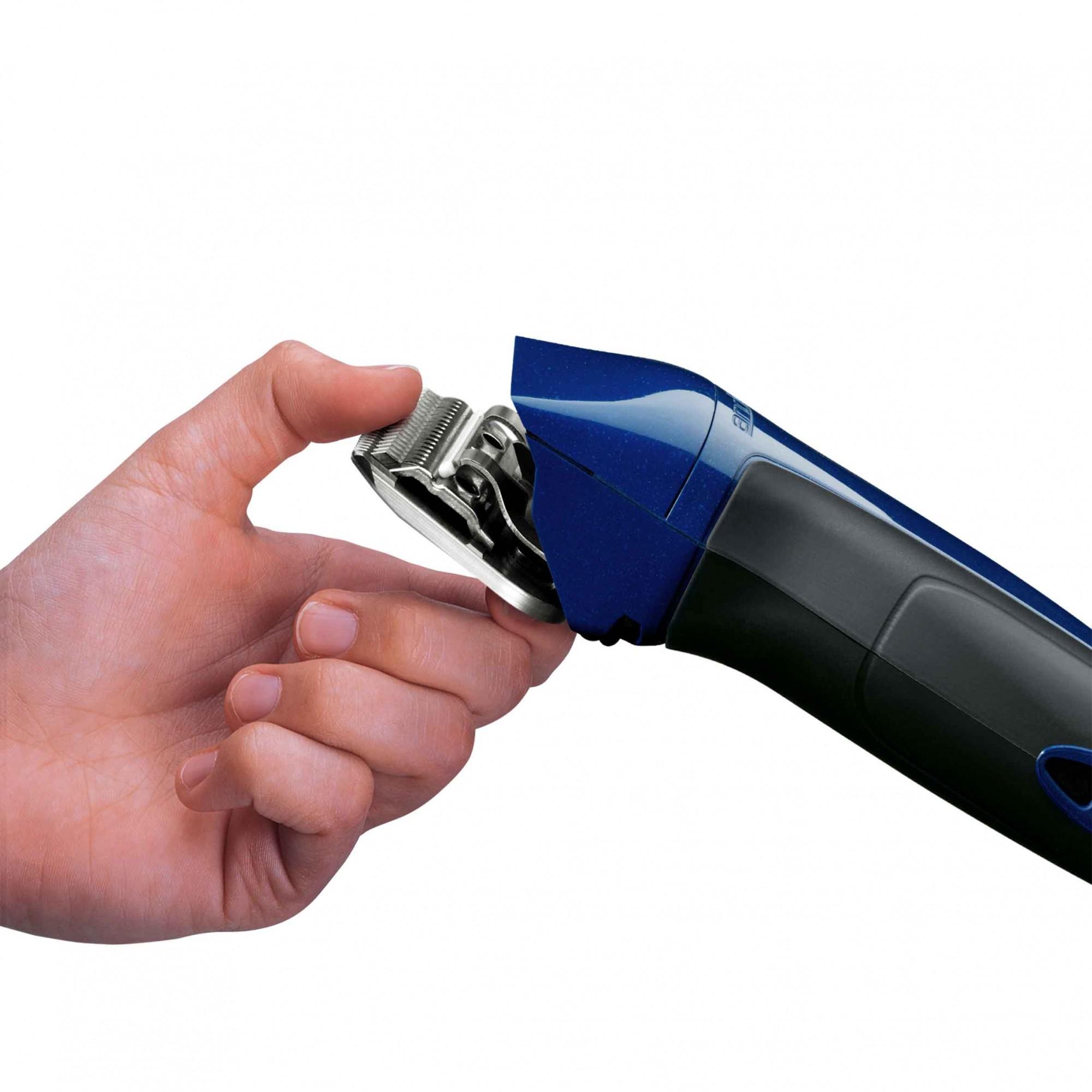 Maquina de Tosa Andis Excel Azul 5vel Bivolt