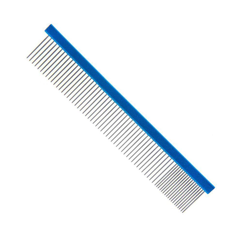 Pente Alumínio Azul Medio - BSZ Pet Line