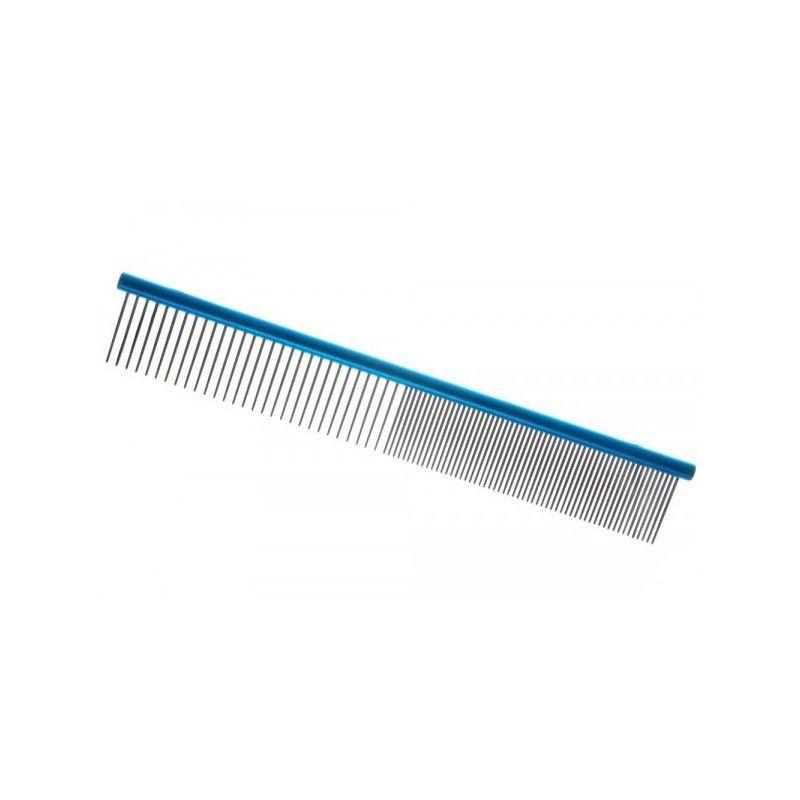 Pente Alumínio Azul Pequeno - BSZ Pet Line