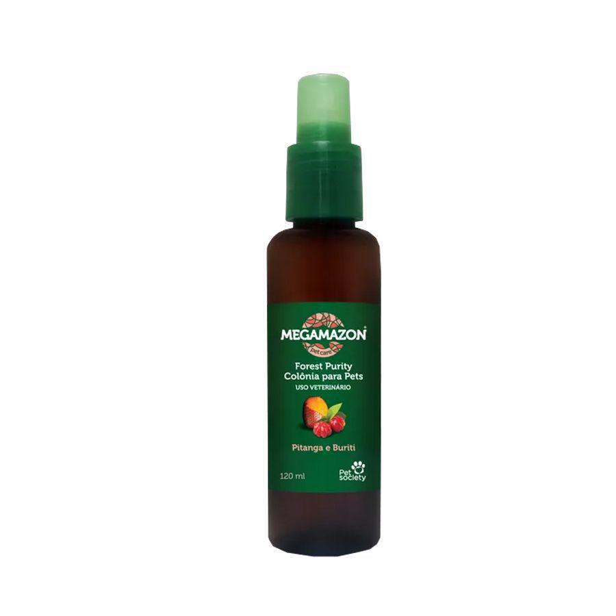 Perfume Megamazon Forest Purity Pitanga e Buriti - 120ml