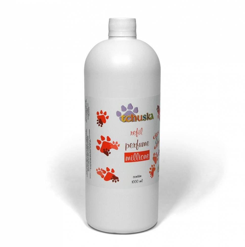 Perfume Millione Tchuska Refil 1000 ml
