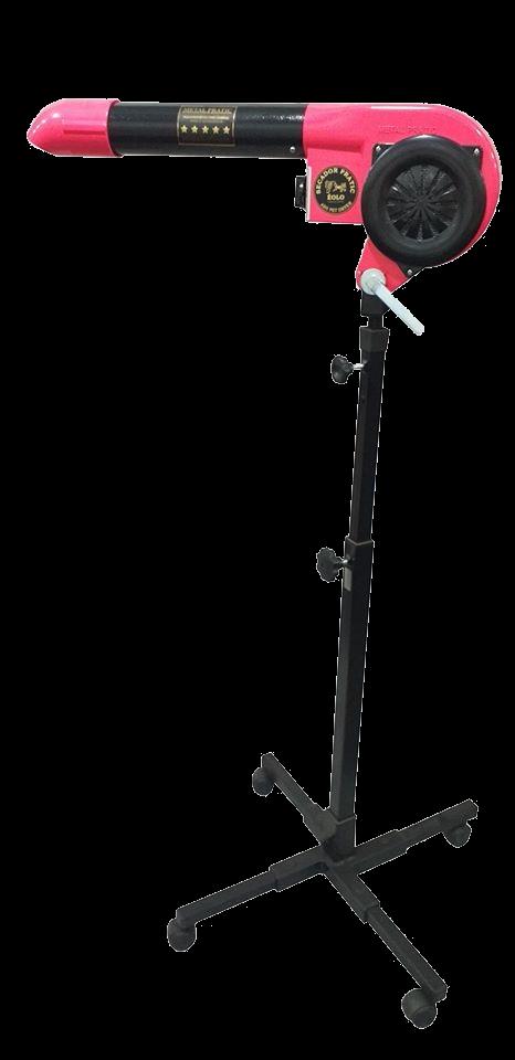 Secador Pratic Éolo Rosa 110v
