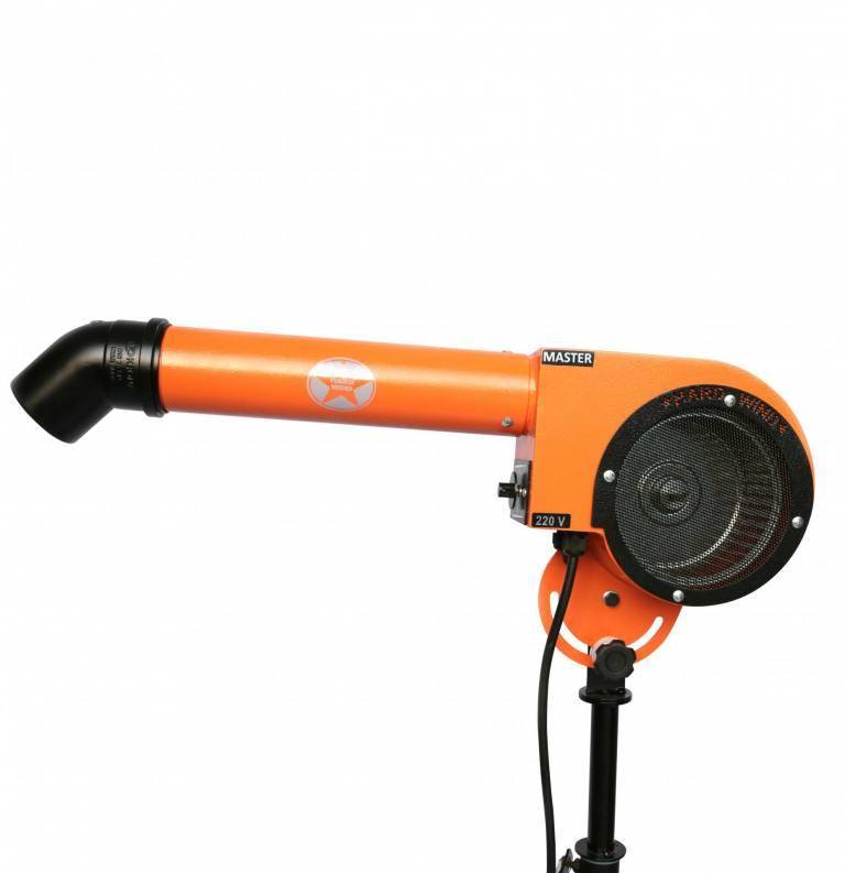 Secador Super Hard Wind Laranja - 220 Volts