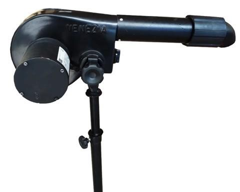 Secador Venezia Rotomoldado Black 110v