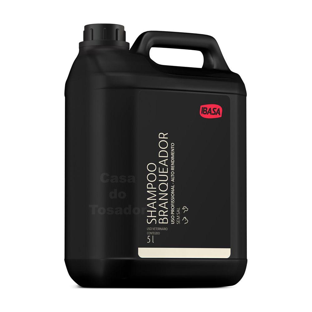 Shampoo Branqueador Ibasa 5 Lts