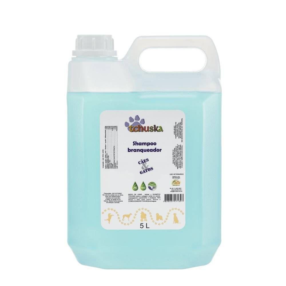 Shampoo Branqueador Tchuska 5 Lts