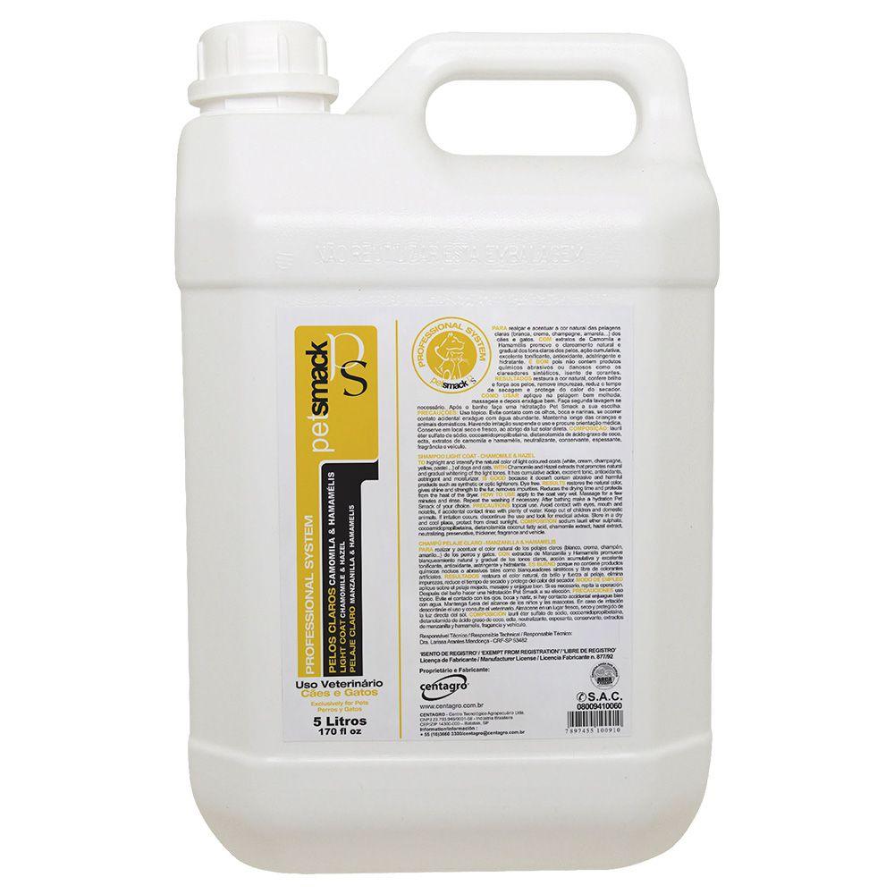 Shampoo Claros 5LTS Petsmack
