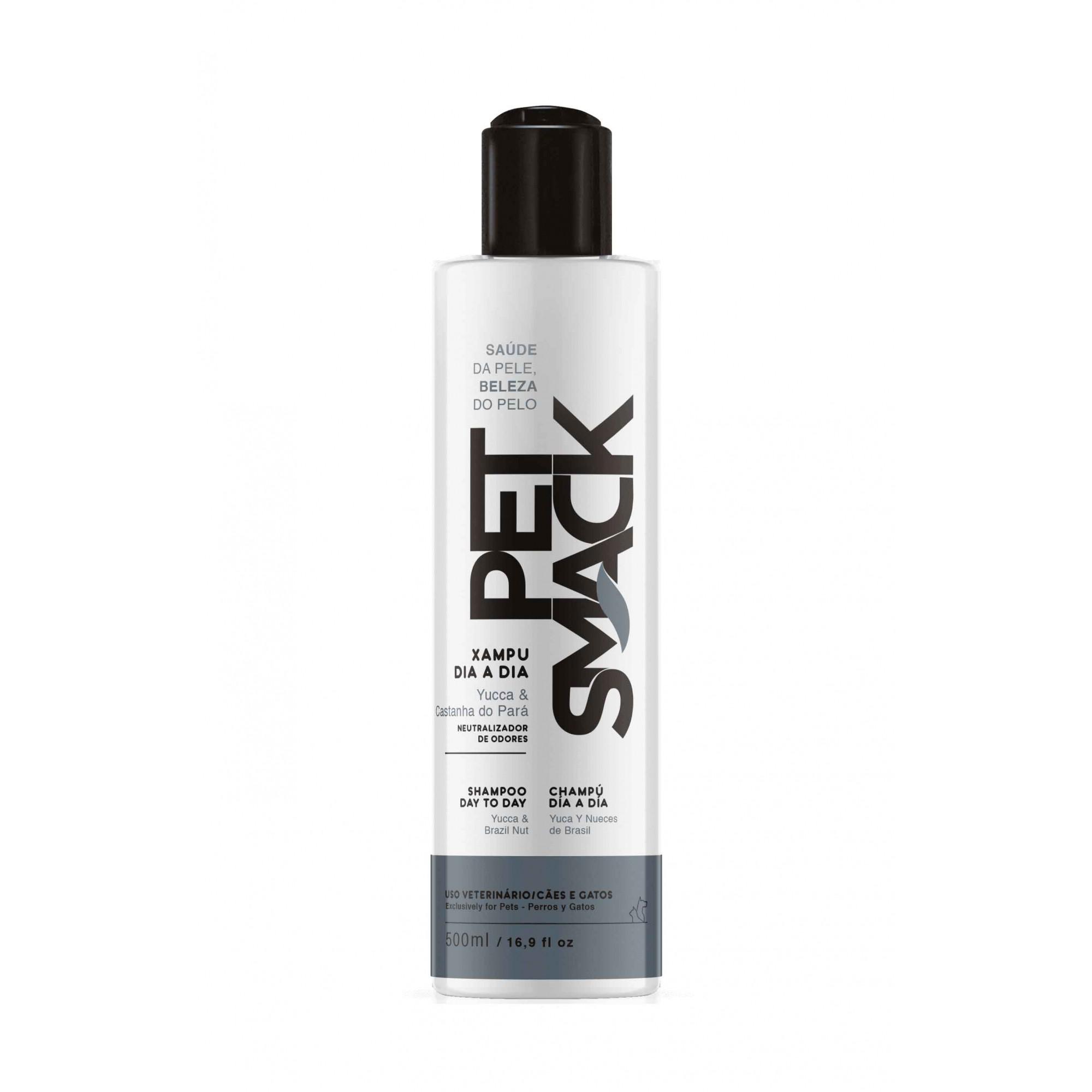 Shampoo Dia a Dia 500ML Petsmack