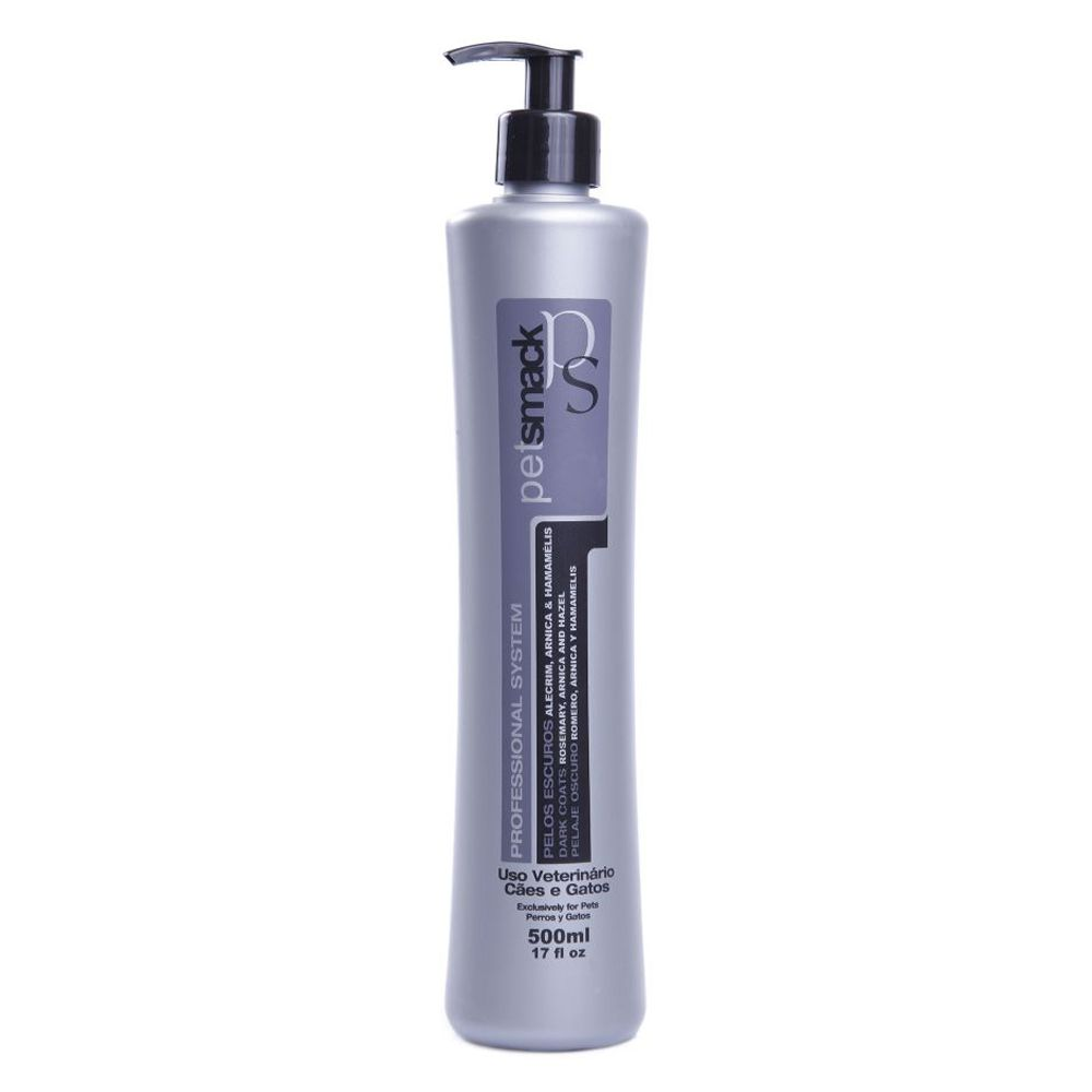 Shampoo Escuros 500ML Petsmack