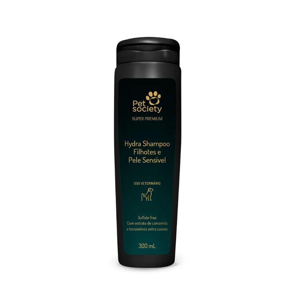 Shampoo Filhotes 300ml - Pet Society