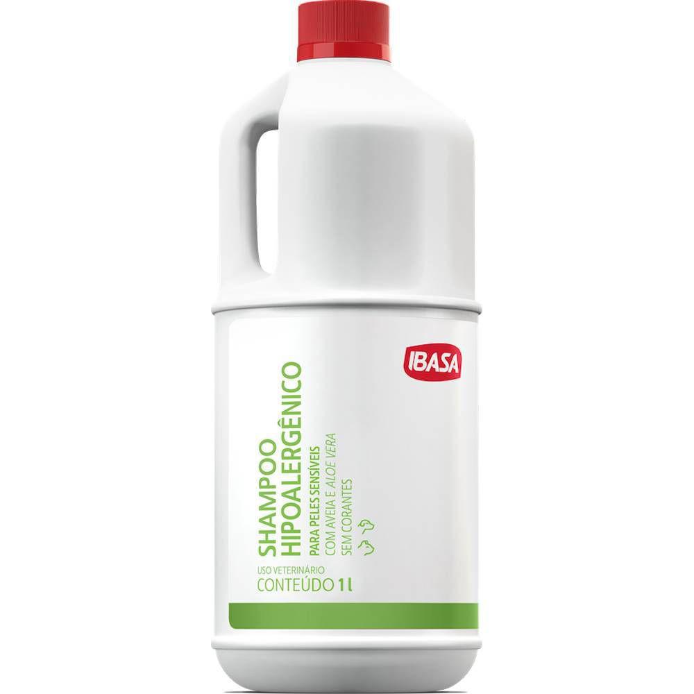 Shampoo Hipoalergico Ibasa 01 Lt