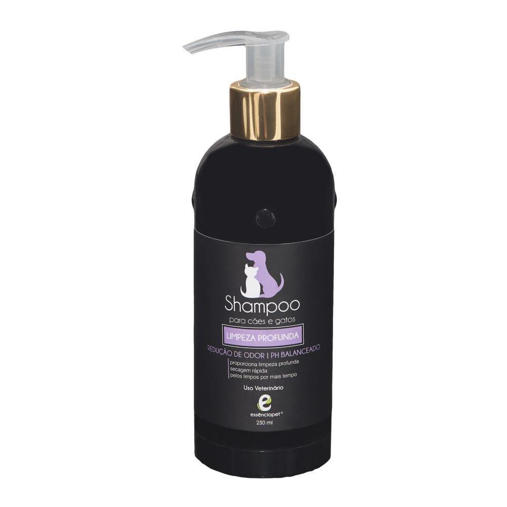 Shampoo Limpeza Profunda 250 Ml - Home Care Essência Pet