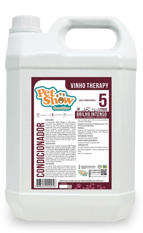 Shampoo Neutro Glicerinado 5 Lts - Vinho