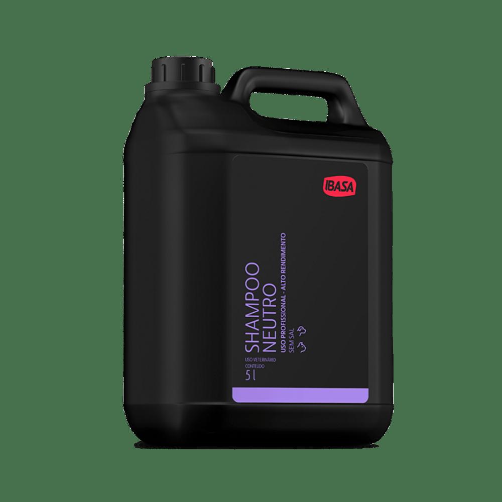 Shampoo Neutro Ibasa 5 LTS