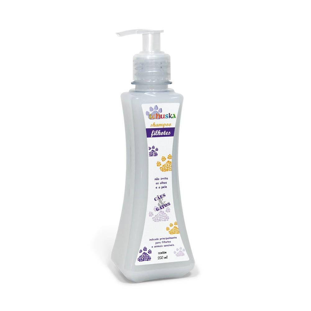 Shampoo para Filhotes 250 ml Tchuska