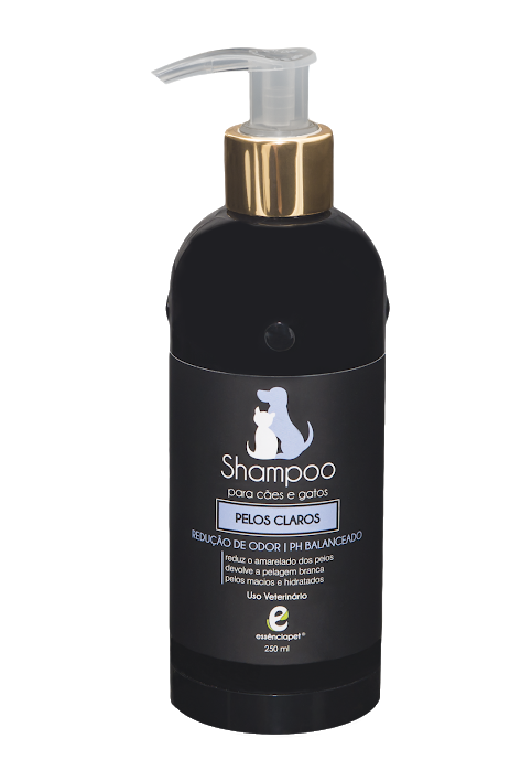 Shampoo Pet Pêlos Claros 250ml