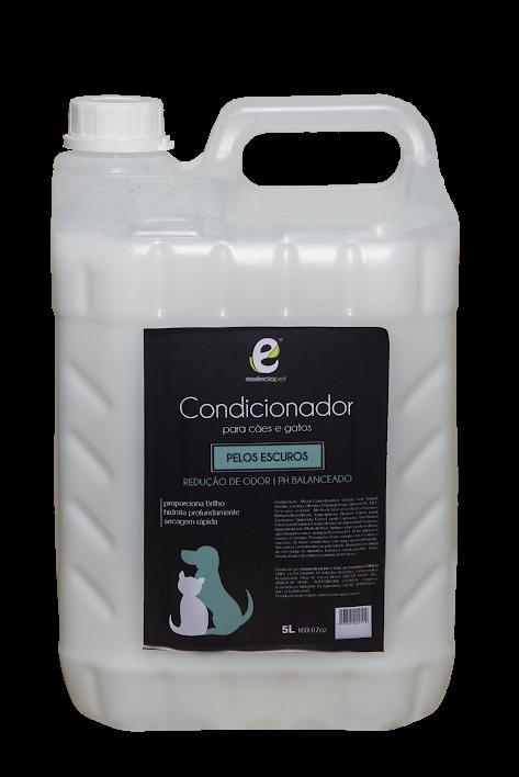 Shampoo Pet Pelos Escuros 5Lts