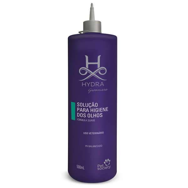 Solução Limpeza dos Olhos Hydra Clean Up 500ML