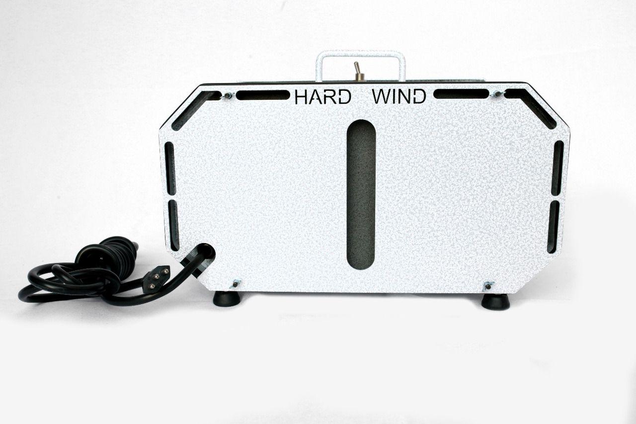 Soprador 2 Motores Branco Silencioso Hard Wind 220 Volts