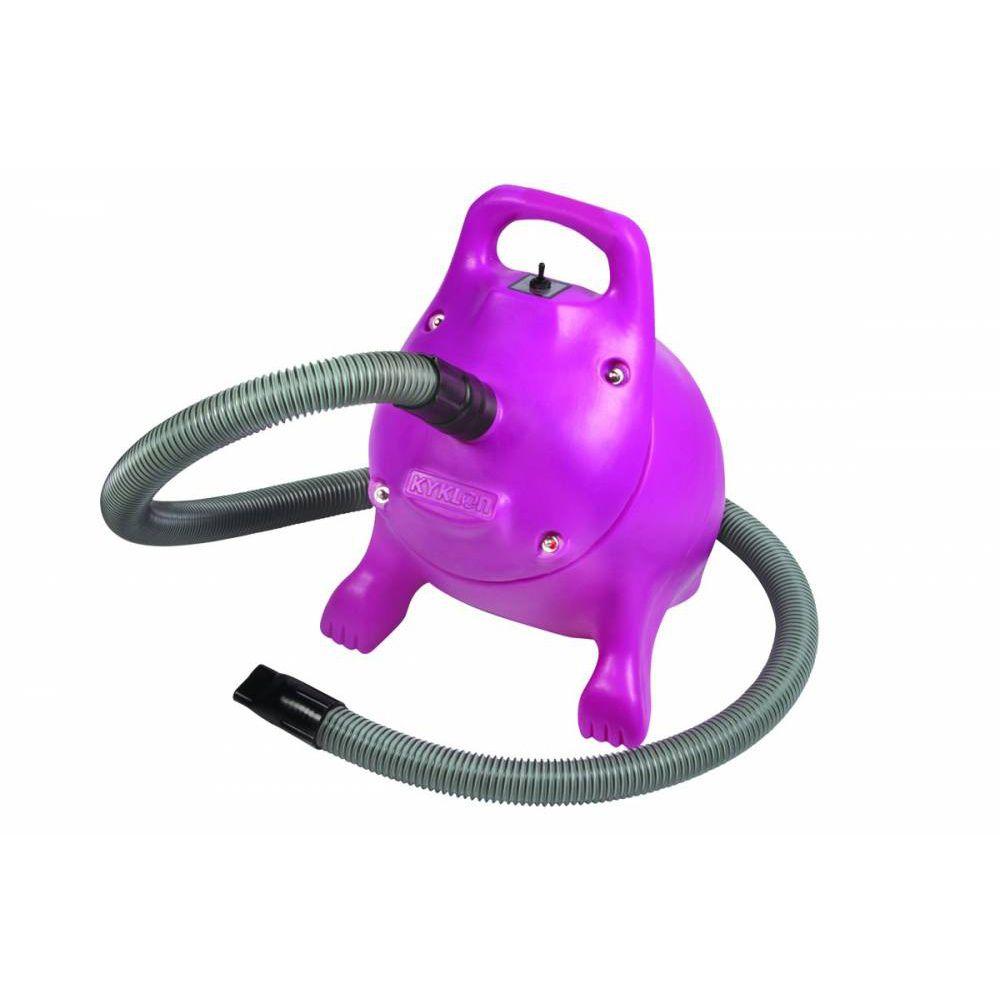 Soprador Kyklon Rex Pink 110Volts 1400 Watts