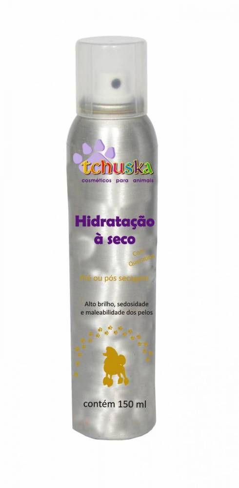 Spray  Hidratação à Seco Tchuska 150 ml