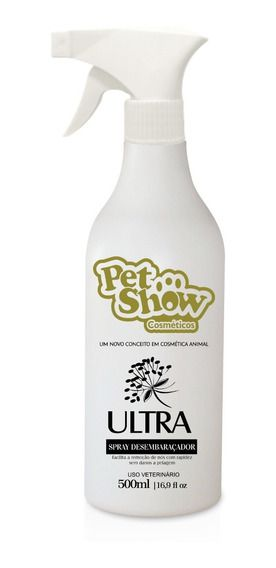 Spray Ultra Desembaraçador 500ml - Pet Show