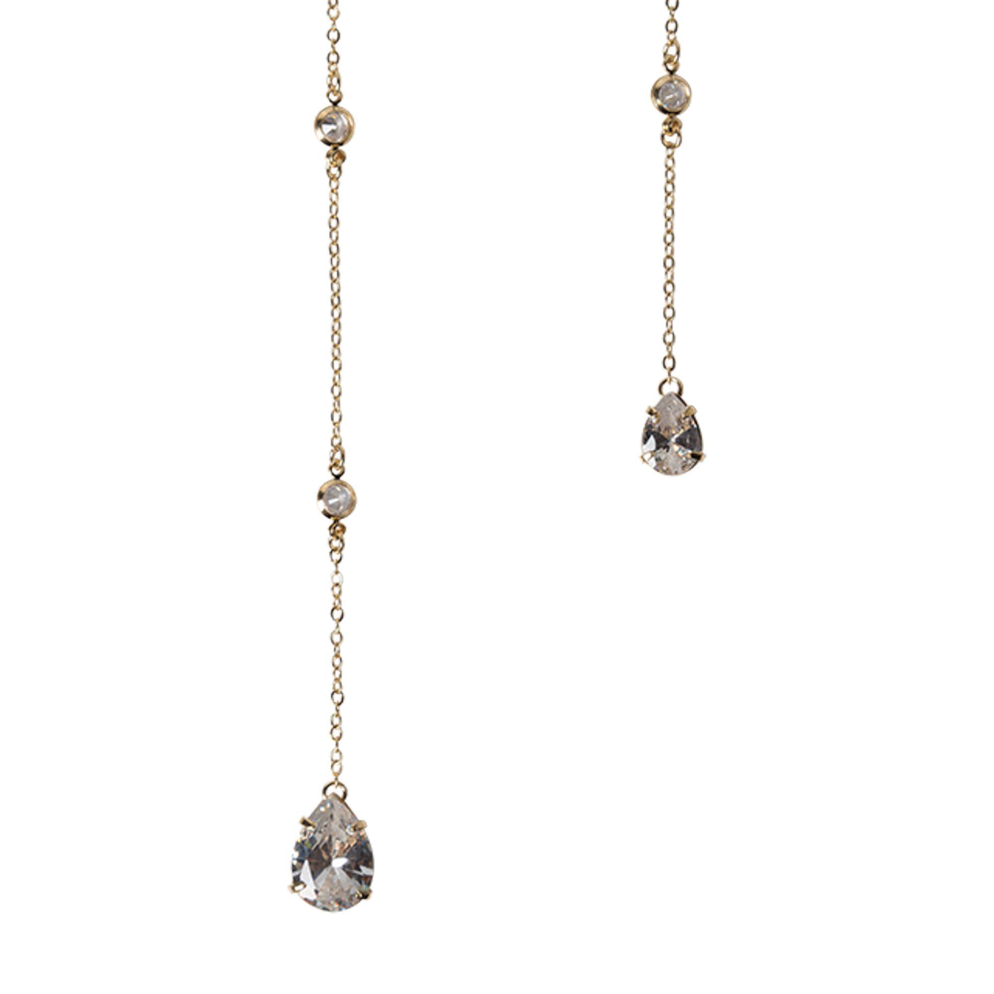 Colar Gravata Dupla Inspiração Tiffany