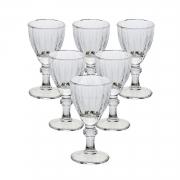 taça para licor cristal de chumbo Athenas 50Ml Lyor 7840